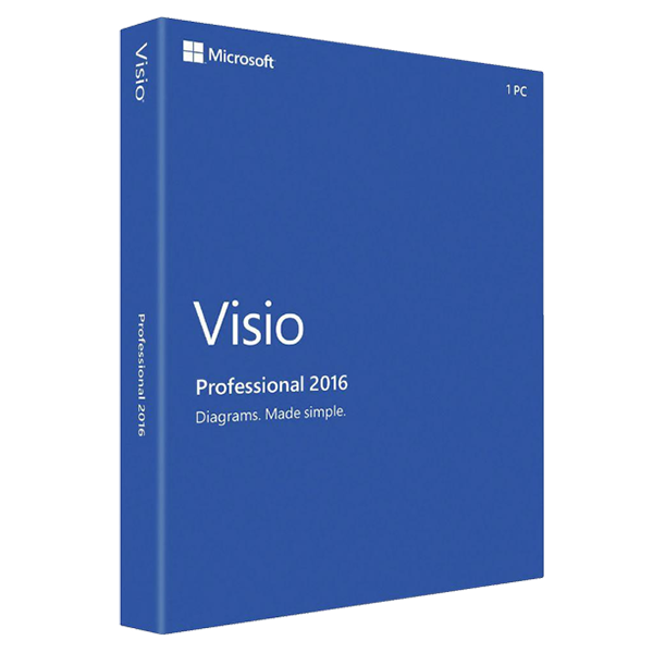 Microsoft Visio 2016 Professional - yourofficehub