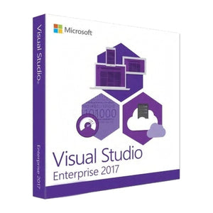 Visual Studio Enterprise 2017 - Full Version Lifetime - yourofficehub