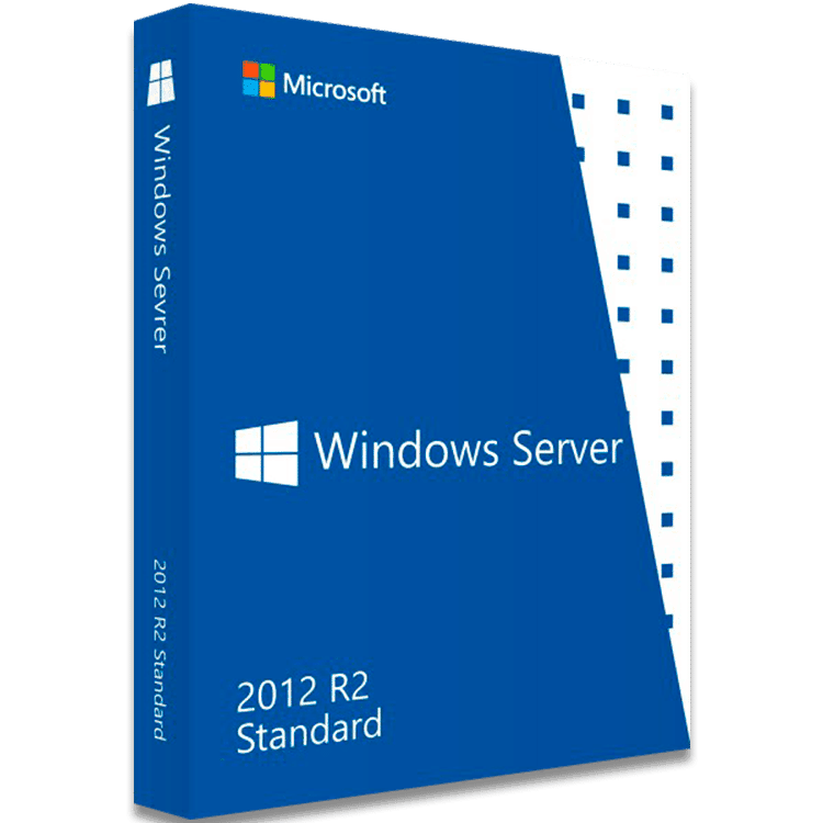 Windows Server 2012 R2 Standard 64bit - yourofficehub