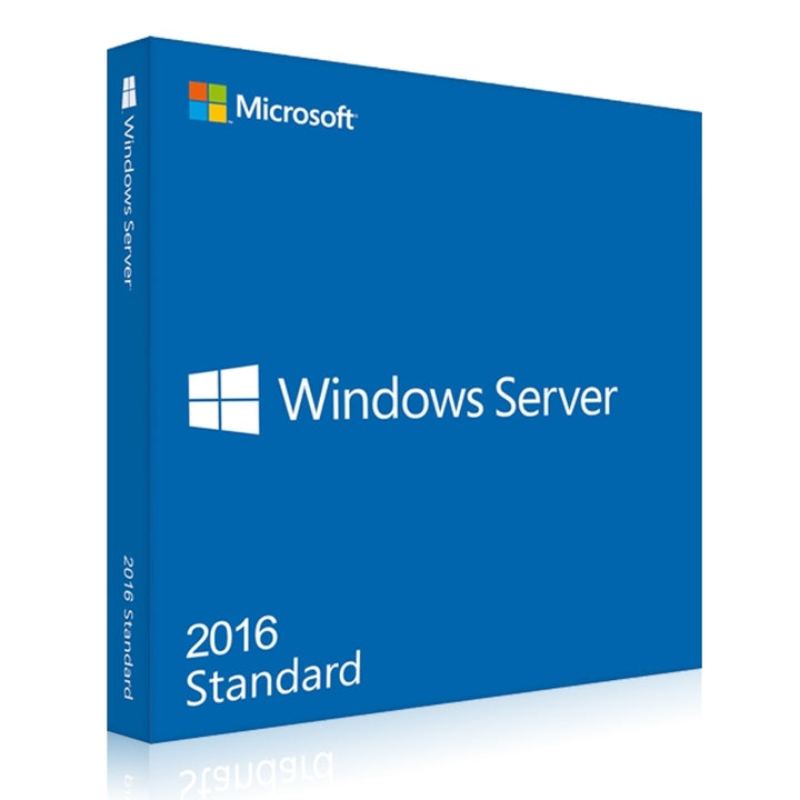 Windows Server 2016 Standard 64bit - yourofficehub