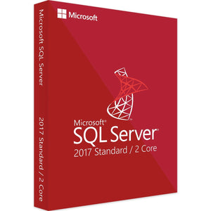 Microsoft SQL Server 2017 Standard 2 Core - yourofficehub