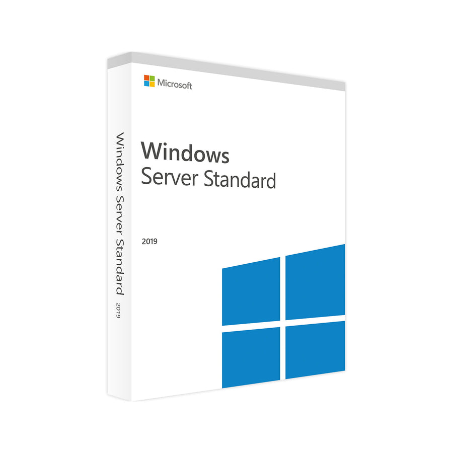 Windows Server 2019 Standard 64 bit - yourofficehub