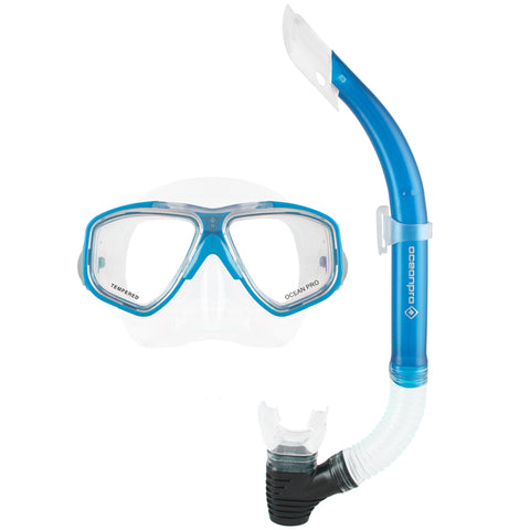 Eclipse Oasis Mask Snorkel Set