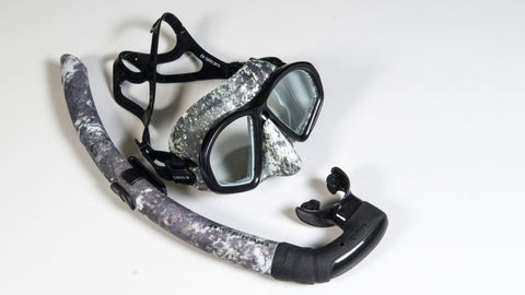 SEALHOUETTE CAMO SF Free Diving Mask