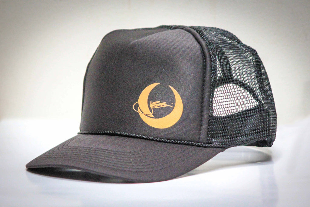 Limited Edition #KOH2016 black trucker hat