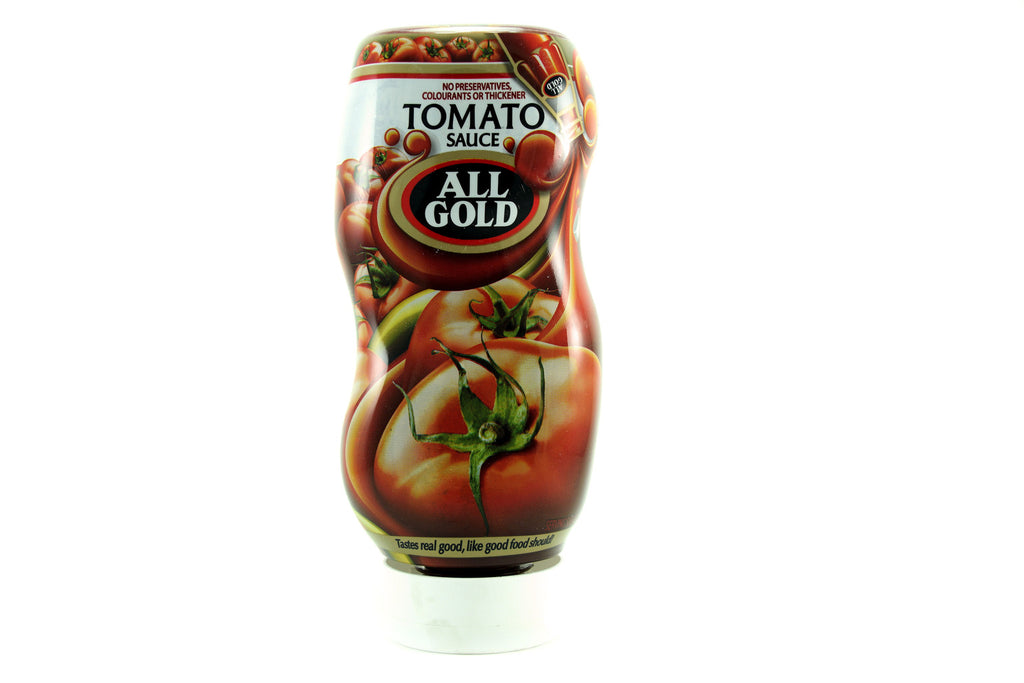 All Gold Tomato Sauce Squeeze