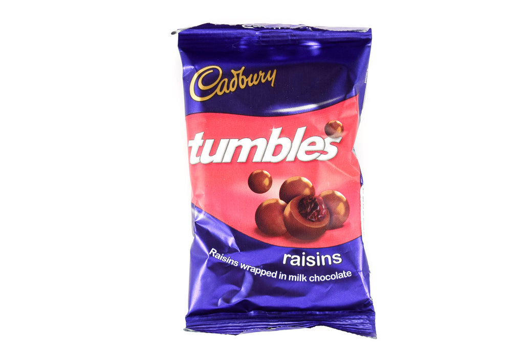 Cadbury Raisin Tumbles
