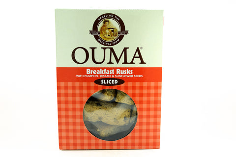 Ouma Breakfast (Three Seeds) Rusks