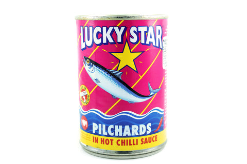 Lucky Star Pilchards Chilli 410g