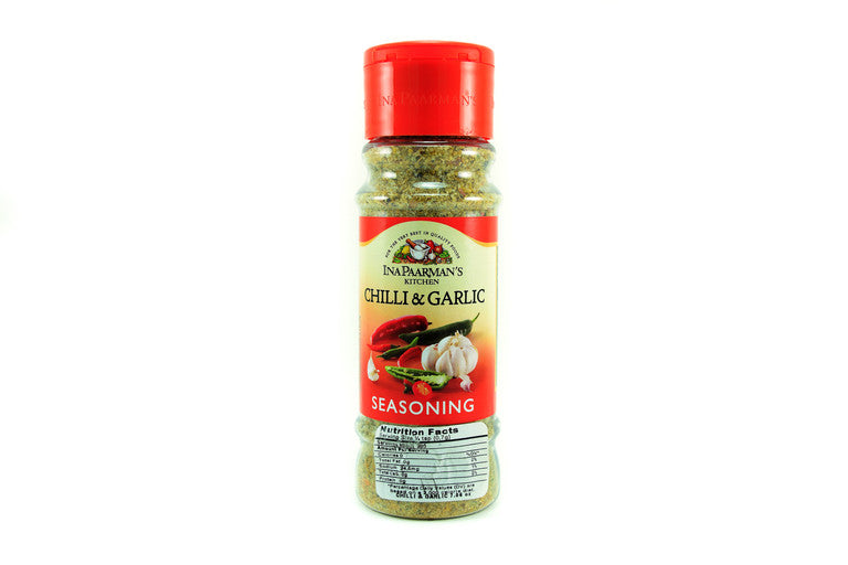 Ina Paarman Chilli & Garlic Seasoning