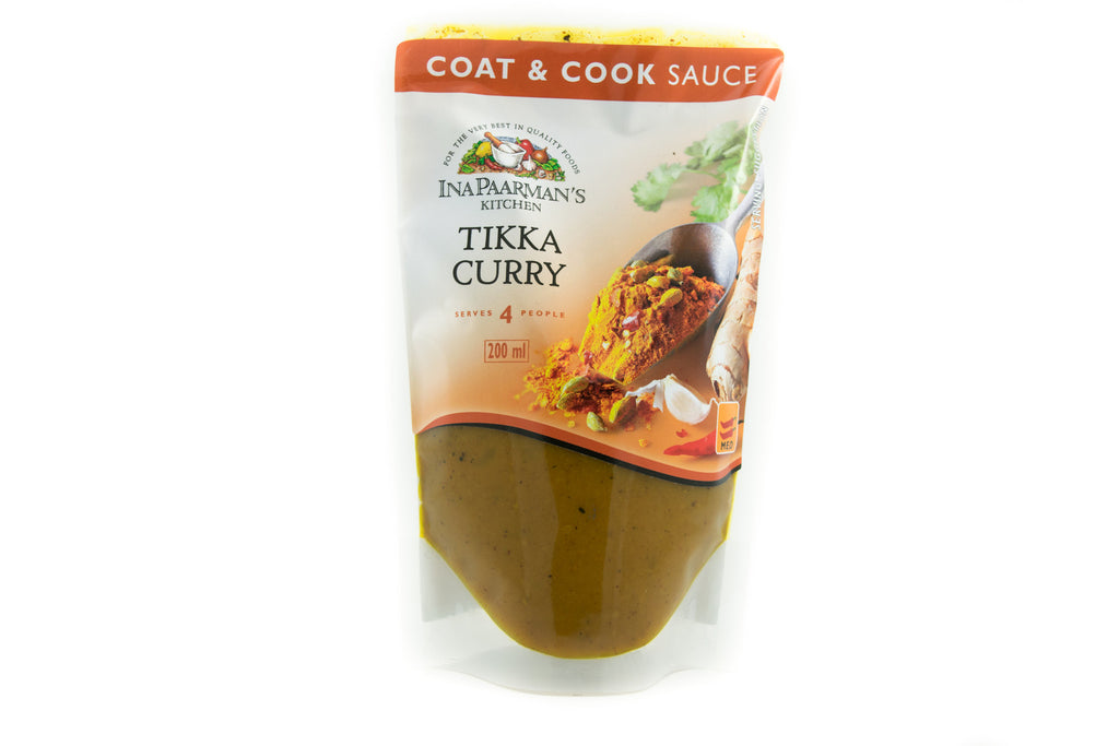 Ina Paarman Tikka Curry Coat & Cook