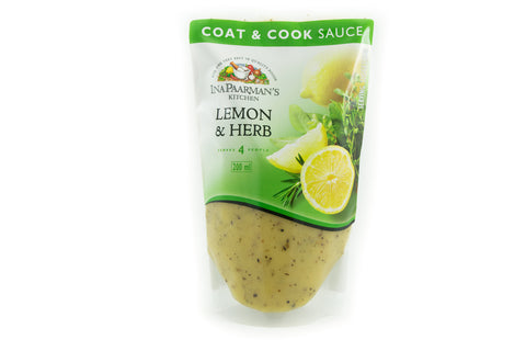 Ina Paarman Lemon and Herb Coat & Cook