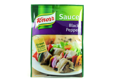 Knorr Black Pepper Sauce 43g
