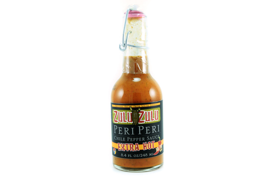 Zulu Zulu Extra Hot Peri 200ml