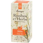 Annique Rooibos and Herbs -  Detox 50g (20 sachets)