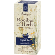 Annique Rooibos and Herbs - Night Rest 50g (20 sachets)