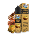 Sydney Vape Co - Turkish Baklava | Vape Juice E-liquid | Australia