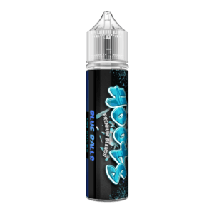 Hoots Premium Blends - Blue Balls on Rocks | Vape Juice | E-liquid | Australia