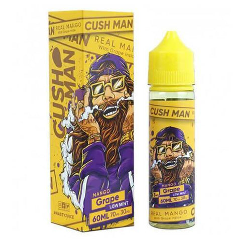 Nasty Juice - Cushman Series -  Mango Grape | Vape Juice | Australia