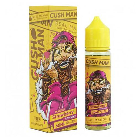 Nasty Juice Cushman Series-  Mango Strawberry | Vape Juice | Australia