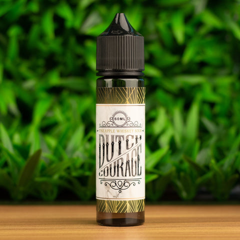 Dutch Courage - Pineapple Whiskey Sour | Vape Juice | Premium E-liquid | Australia