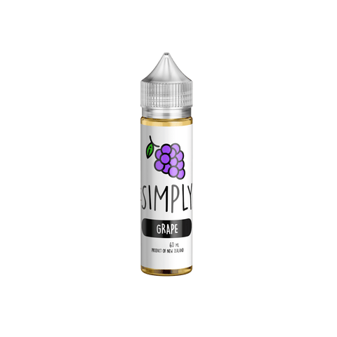 Simply - Grape | Vape Juice | Premium E-liquid | Australia