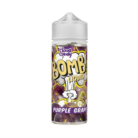 Cloud Candy - Purple Grape | Vape Juice | Premium E-liquid | Australia