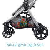 Zelia Max Travel System - Nomad Grey