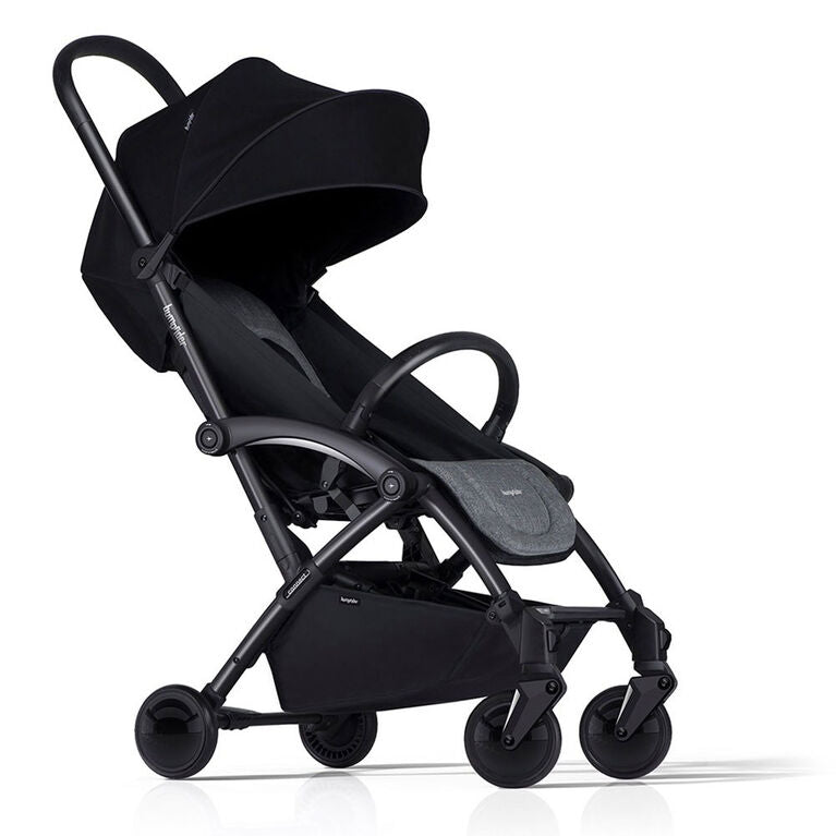 Connect Stroller - Grey Melange + Ride On Board