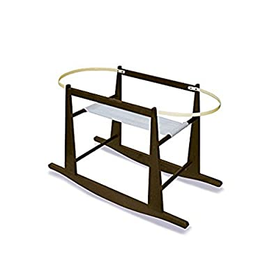 Jolly Jumper Bassinet Stand + Moses Basket Stand -Expresso