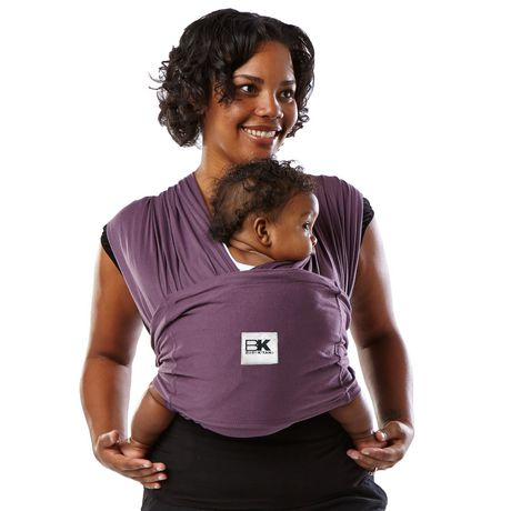 Baby Carrier Baby Size XL - Eggplant