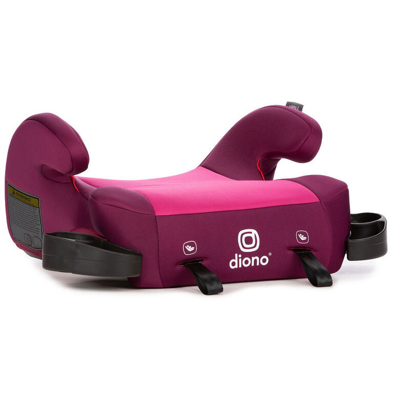 Solana 2 Backless Booster Seat - Pink