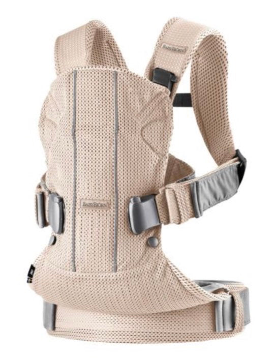 Baby Carrier One Air Mesh (Pearly Pink)