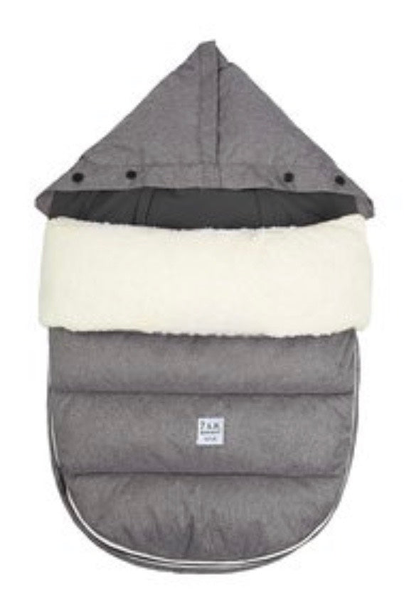 Lambpod 18M-3Y- Heather Grey (Open Box)