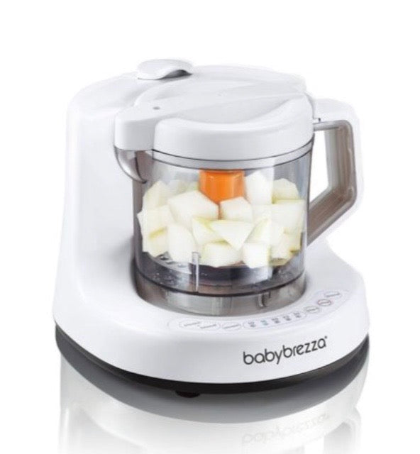 One Step Baby Food Maker - White
