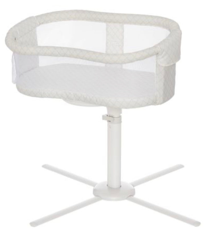 Bassinest Swivel Sleeper - Essentia (Nautical Net)