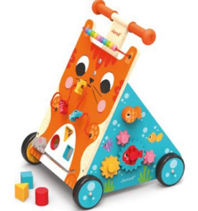 Multi Activity Walker