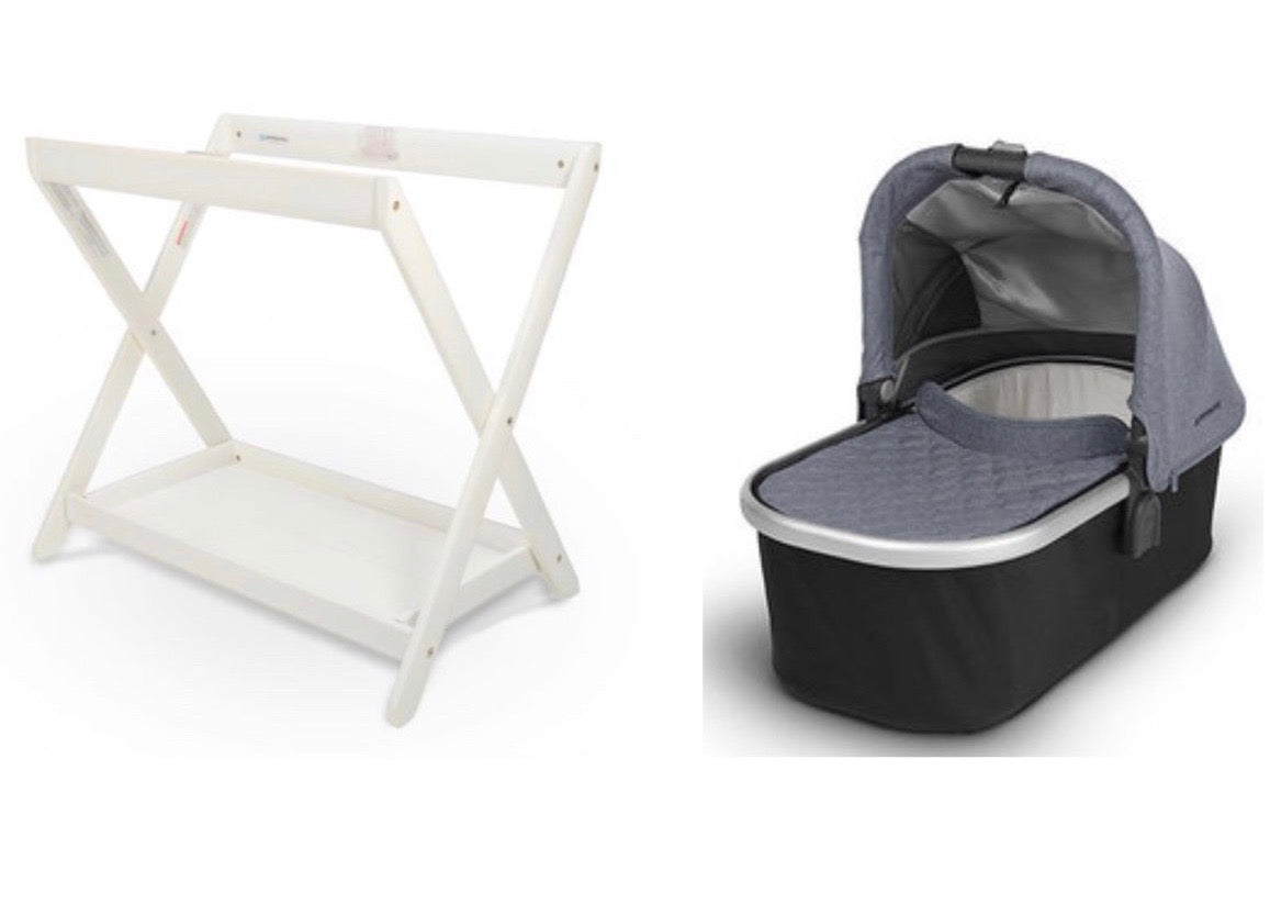 Vista/Cruz Bassinet + Stand