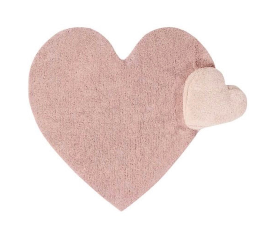 Washable Rug- Puffy Love Nude
