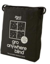GRO ANYWHERE BLACKOUT BLIND (New In Box)