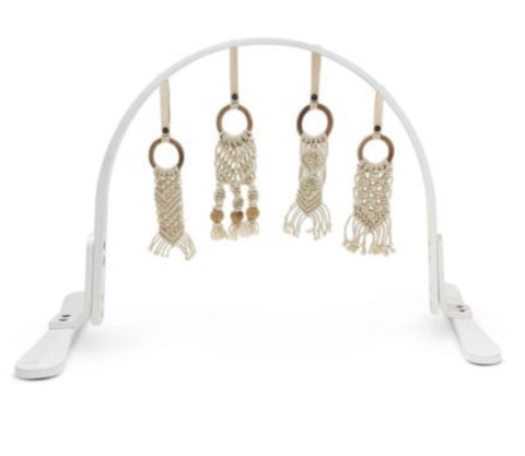 Macrame Play Gym