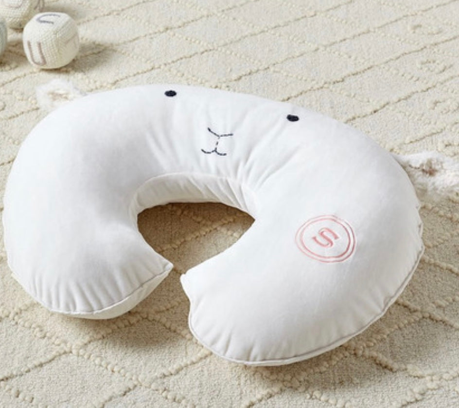 Lamb Critter Boppy Pillow