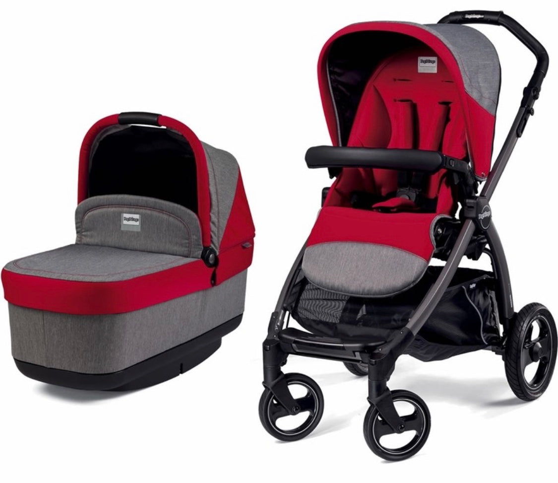 Book Pop Up Stroller With Bassinet