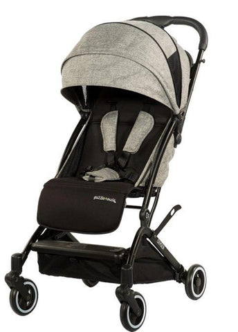 Oxygen Stroller- Salt & Pepper