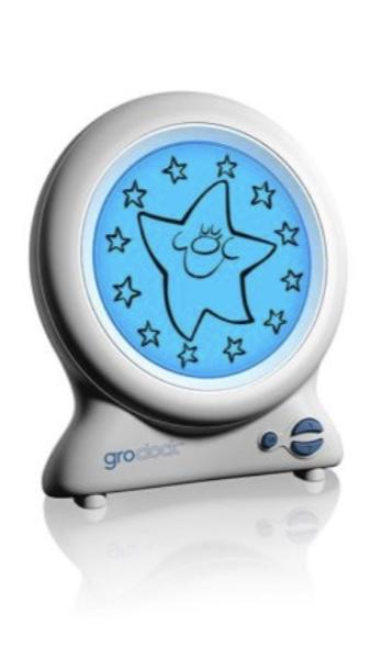 GRO CLOCK (New In Box)