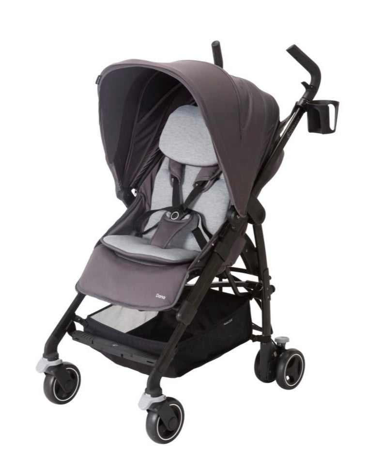 Dana Stroller- Loyal Grey
