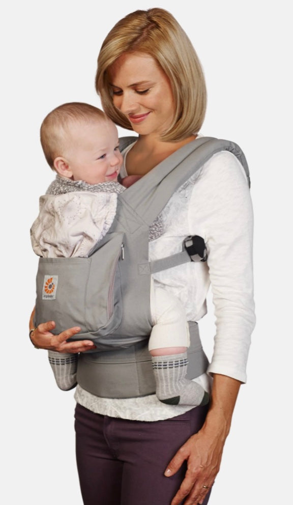 Original Carrier + Easy Snug Insert- Starburst Print/Grey
