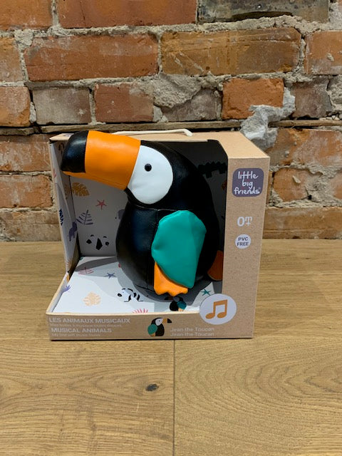 Musical Animal- Toucan (New, Open Box)