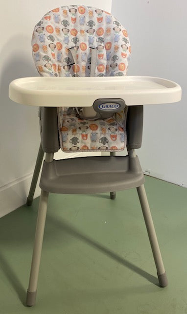 SimpleSwitch 2 in 1 Highchair - Hipster Safari