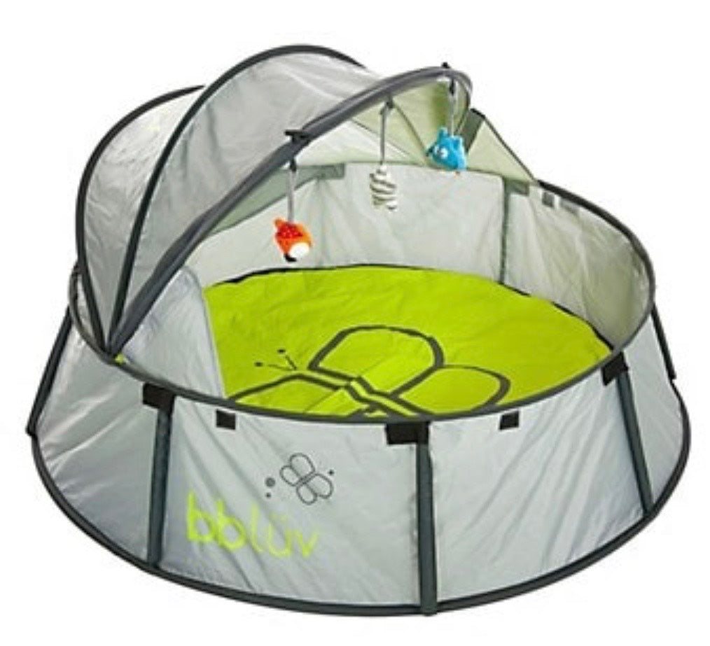 Nido 2 in 1 Travel & Play Tent (New, Open Box)